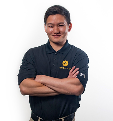 Photo of Tom Zheng, Exercise Therapist at Egoscue Del Mar